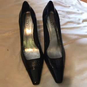 Franco Sarto Shoes - Black dress heel new with tags